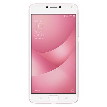 "ASUS ZenFone 4 Max Pro ZC554KL Rose Smartphone 4G-LTE Dual SIM - Snapdragon 430 Quad-Core 1.4 GHz - RAM 4 Go - Ecran tactile 5.5"" 720 x 1280 - 64 Go - Bluetooth 4.1 - 5000 mAh - Android 7.0"