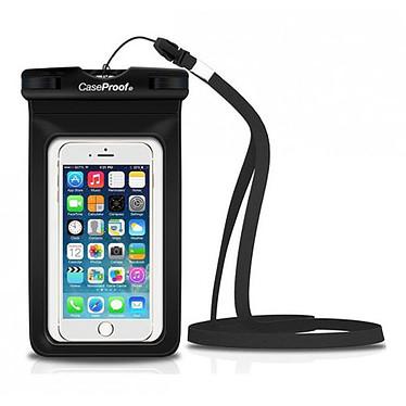 """CaseProof Pochette Étanche Noir Pochette étanche 20 m pour smartphones jusqu'à 5.3"""""""