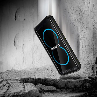 Avis CaseProof Pro Noir Galaxy S8