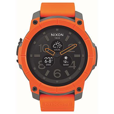 Nixon Mission Orange