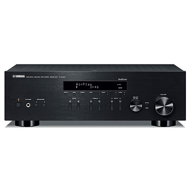 Yamaha MusicCast R-N303 Noir Amplificateur-tuner stéréo intégré 2 x 100 W - DLNA - AirPlay - Wi-Fi - Bluetooth - Multiroom