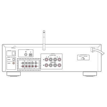 Avis Yamaha MusicCast R-N303 Argent