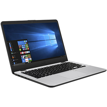 "ASUS VivoBook S405UA-EB654T Intel Core i5-7200U 4 Go SSD 128 Go 14"" LED Full HD Wi-Fi AC/Bluetooth Webcam Windows 10 Famille 64 bits (garantie constructeur 2 ans)"