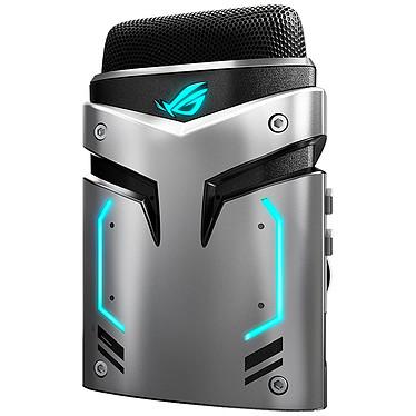 ASUS ROG Strix Magnus Microphone de streaming USB avec rétro-éclairage RGB