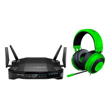 Linksys WRT32X + Razer Kraken Pro v2 Vert OFFERT !