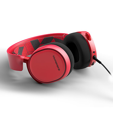 SteelSeries Arctis 3 (rouge) pas cher
