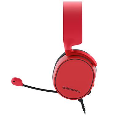 Acheter SteelSeries Arctis 3 (rouge)