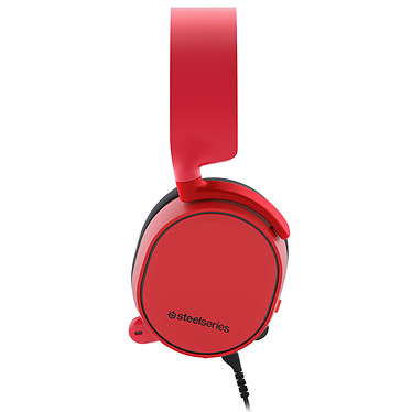 Avis SteelSeries Arctis 3 (rouge)