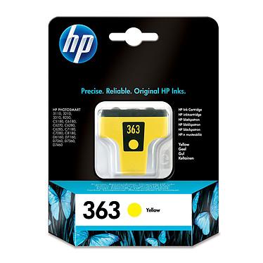 HP 363 Jaune (C8773EE)