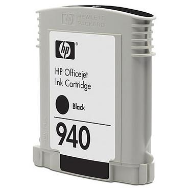 HP Officejet 940 - C4902AE (Blister) Cartouche d'encre noire (1000 pages à 5%)