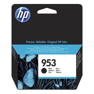HP 953 Noir (L0S58AE) Cartouche d'encre noire (1000 pages à 5%)