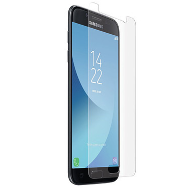 QDOS OptiGuard Glass Protect Galaxy J5 2017 Film de protection d'écran en verre trempé pour Samsung Galaxy J5 2017
