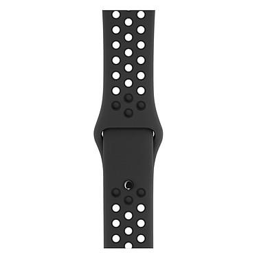 Avis Apple Watch Nike+ Series 3 GPS Aluminium Gris Sport Anthracite/Noir 38 mm