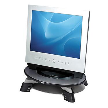 Fellowes Support moniteur écran plat Support pour moniteur TFT/LCD jusqu'à 14 kg avec hauteur réglable et plateau rotatif 45°