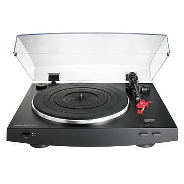 Audio-Technica AT-LP3 Noir Platine vinyle automatique à 2 vitesses (33-45 trs/min) avec pré-ampli intégré