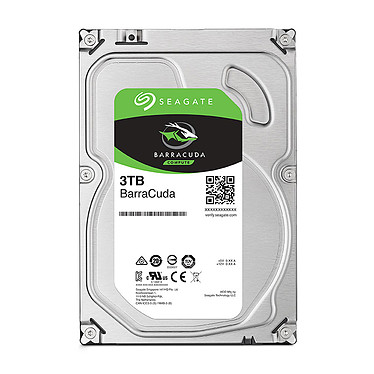 Acheter Seagate BarraCuda 6 To (2x 3 To - ST3000DM007)