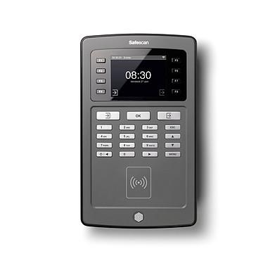 Safescan Pointeuse par badge TA-8015 Wifi