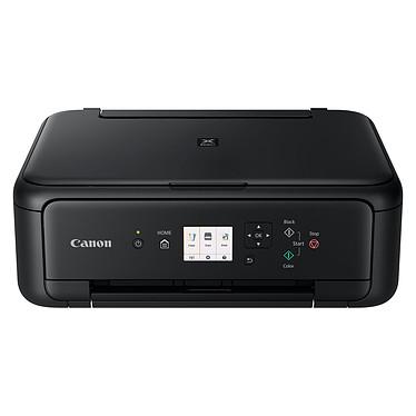 Canon PIXMA TS5150 Noir Imprimante Multifonction jet d'encre couleur 3-en-1 compatible AirPrint et Google Cloud Print (USB / Bluetooth / Cloud / Wi-Fi)