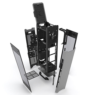 Phanteks Enthoo Evolv Shift X (anthracite) a bajo precio