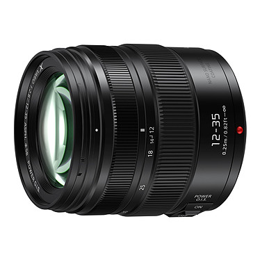 Panasonic Lumix H-HSA12035E Objectif zoom standard Micro Four Thirds 12-35 mm F/2.8 OIS tropicalisé