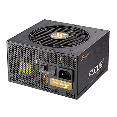 Seasonic FOCUS Plus 850 Gold Alimentation modulaire 850W ATX 12V/EPS 12V - 80PLUS Gold