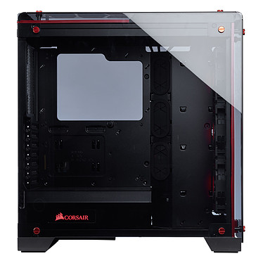 Acheter Corsair Crystal 570X Red RGB