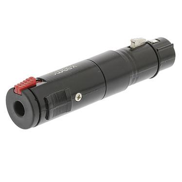 Sweex Adaptateur Stéréo XLR/Jack 6.35 mm Femelle/Femelle