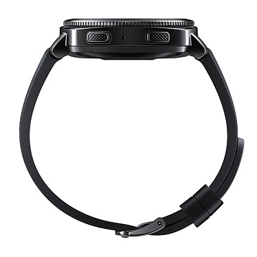Samsung Gear Sport Gris Acier a bajo precio
