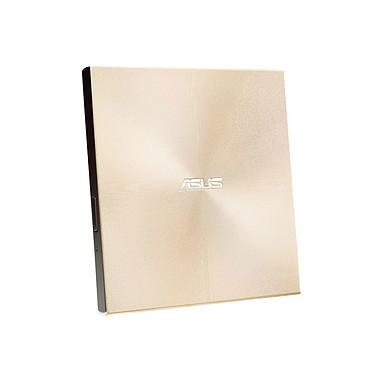 ASUS ZenDrive U9M (SDRW-08U9M-U) Or Graveur DVD ultra-fin externe compatible M-Disc (USB Type-C et Type-A )