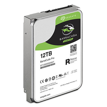 Acheter Seagate BarraCuda Pro 12 To (ST12000DM0007)