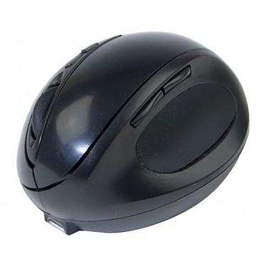 Acheter Souris ergonomique sans fil rechargeable (noire)