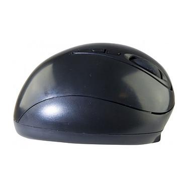 Avis Souris ergonomique sans fil rechargeable (noire)