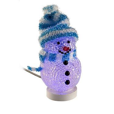 Avis Goobay Bonhomme de neige USB