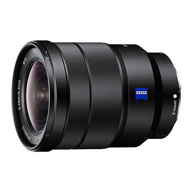 Sony Vario-Tessar FE 16-35mm Objectif zoom grand-angle 35mm doté d'une ouverture F/4
