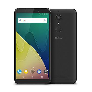 "Wiko View XL Noir Smartphone 4G-LTE Dual SIM - Snapdragon 425 Quad-Core 1.4 GHz - RAM 3 Go - Ecran tactile 5.99"" 720 x 1440 - 32 Go - Bluetooth 4.2 - 3000 mAh - Android 7.1"
