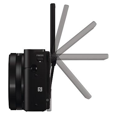 Avis Sony DSC-RX100M III + Étui LCS-RXG + Poignée AG-R2