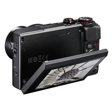 Avis Canon PowerShot G7 X Mark II Premium Kit