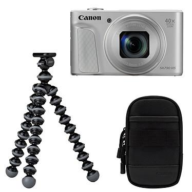 Canon PowerShot SX730 HS Argent Travel Kit