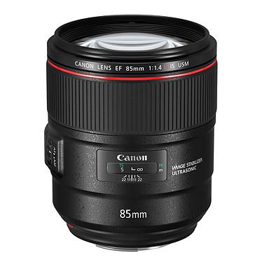 Canon EF 85mm f/1.4L IS USM Téléobjectif avec stabilisateur 4 vitesses