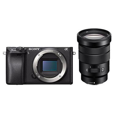 Sony Alpha 6300 + Objectif 18-105 mm F4 G OSS