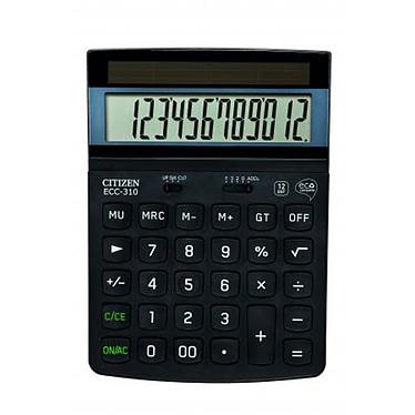 Citizen ECC-310 Eco Calculatrice écologique de poche 12 chiffres