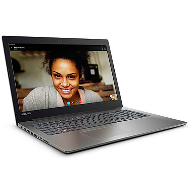 "Lenovo IdeaPad 320-15AST Noir (80XV00JSFR) AMD A9-9420 4 Go 1 To 15.6"" LED Full HD AMD Radeon 530 2 Go Wi-Fi AC/Bluetooth Webcam Windows 10 Famille 64 bits"