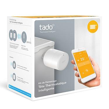 Acheter Tado Tête Thermostatique intelligente - Kit de démarrage v3