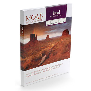 MOAB Lasal Photo Mat 235 A4