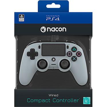 Nacon Gaming Compact Controller Gris pas cher