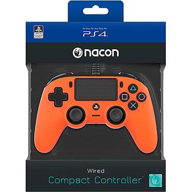 Nacon Gaming Compact Controller Orange pas cher