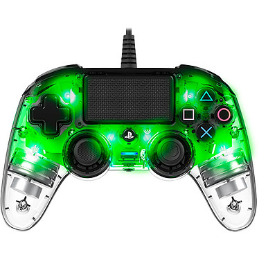 Nacon Gaming Illuminated Compact Controller Vert