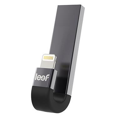Leef iBridge 3 Mobile 32 Go Noir Clé USB On-The-Go avec port Lightning compatible iOS