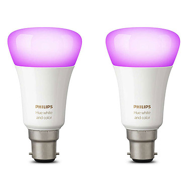 Philips Hue White & Color Ambiance Duobox B22
