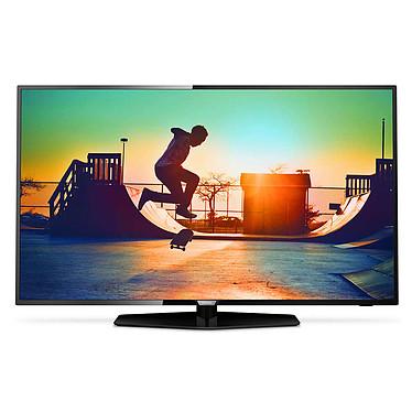 """Philips 50PUS6162 Téléviseur LED 4K 50"""" (127 cm) 16/9 - 3840 x 2160 pixels - TNT, Câble et Satellite HD - Ultra HD 2160p - HDR - Wi-Fi - DLNA - 100 Hz"""